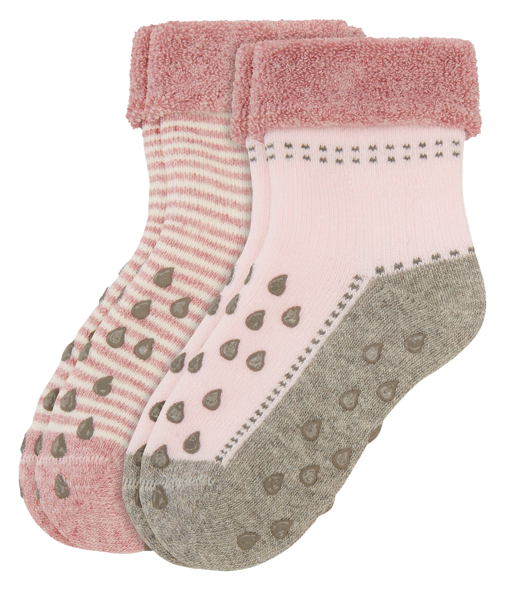 Baby Crawling ABS Socks 2p