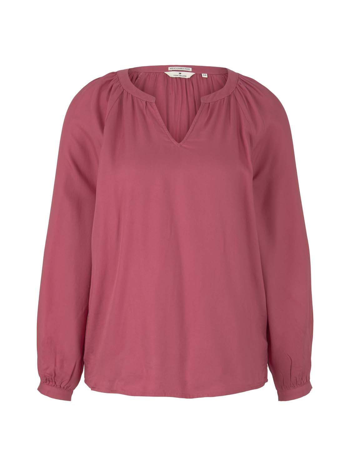 blouse feminine solid