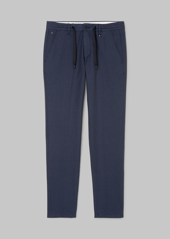 Chino,elastic waistband,drawstring,