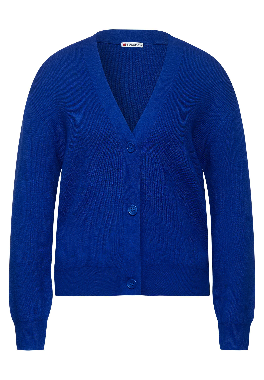 button cardigan, fine knit
