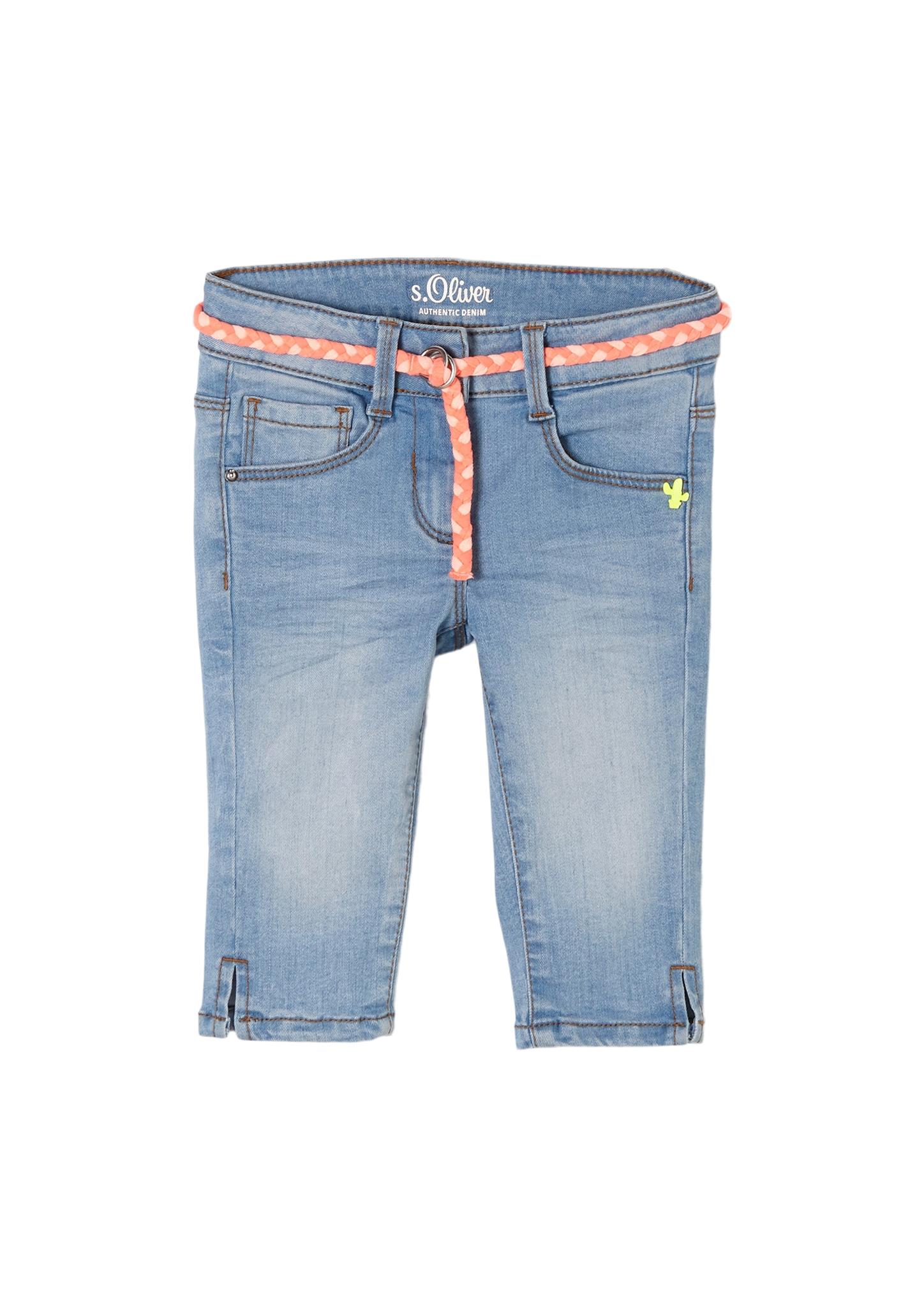 Denim/Lyocellmix-Jeans