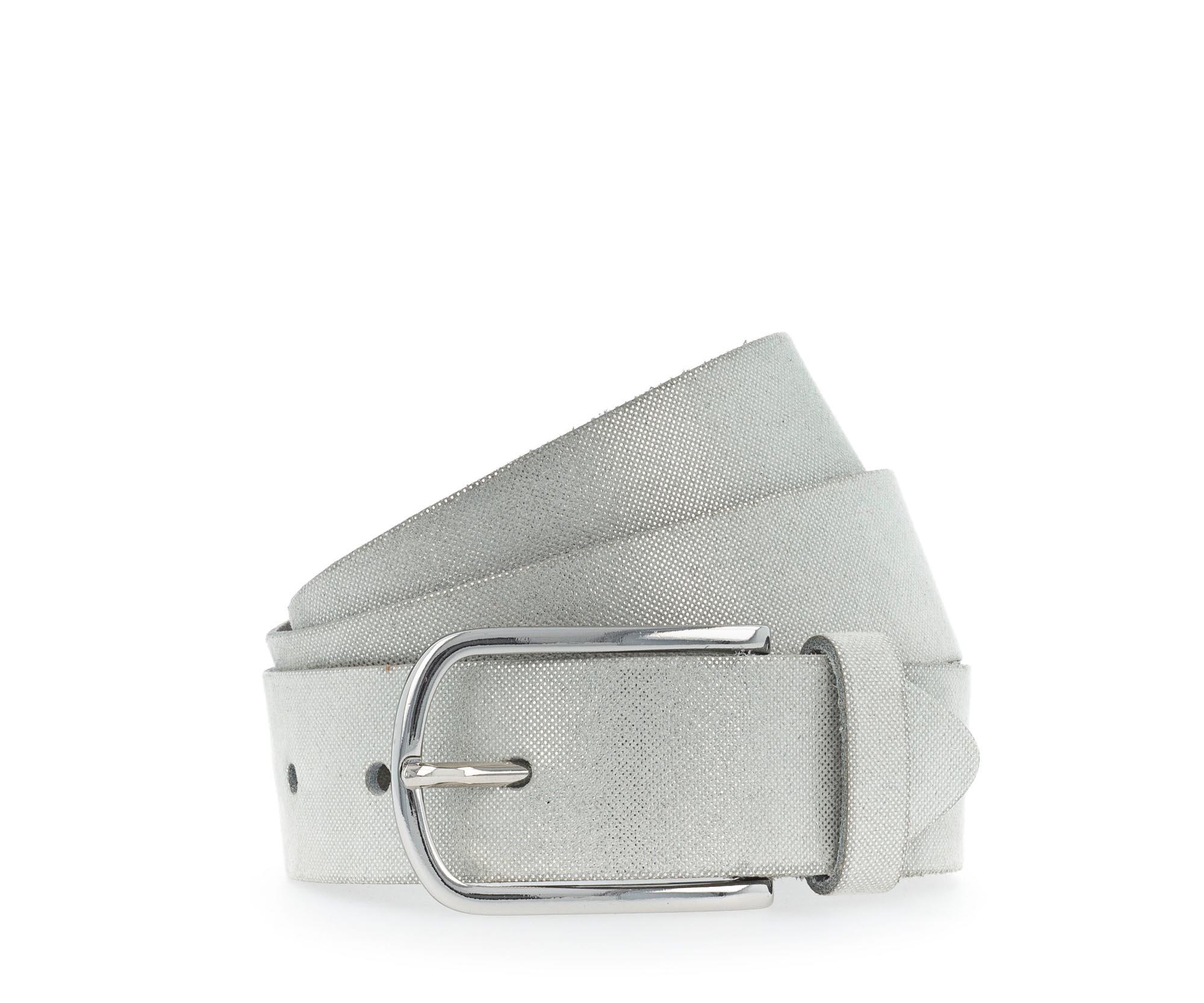 35 mm Ledergürtel