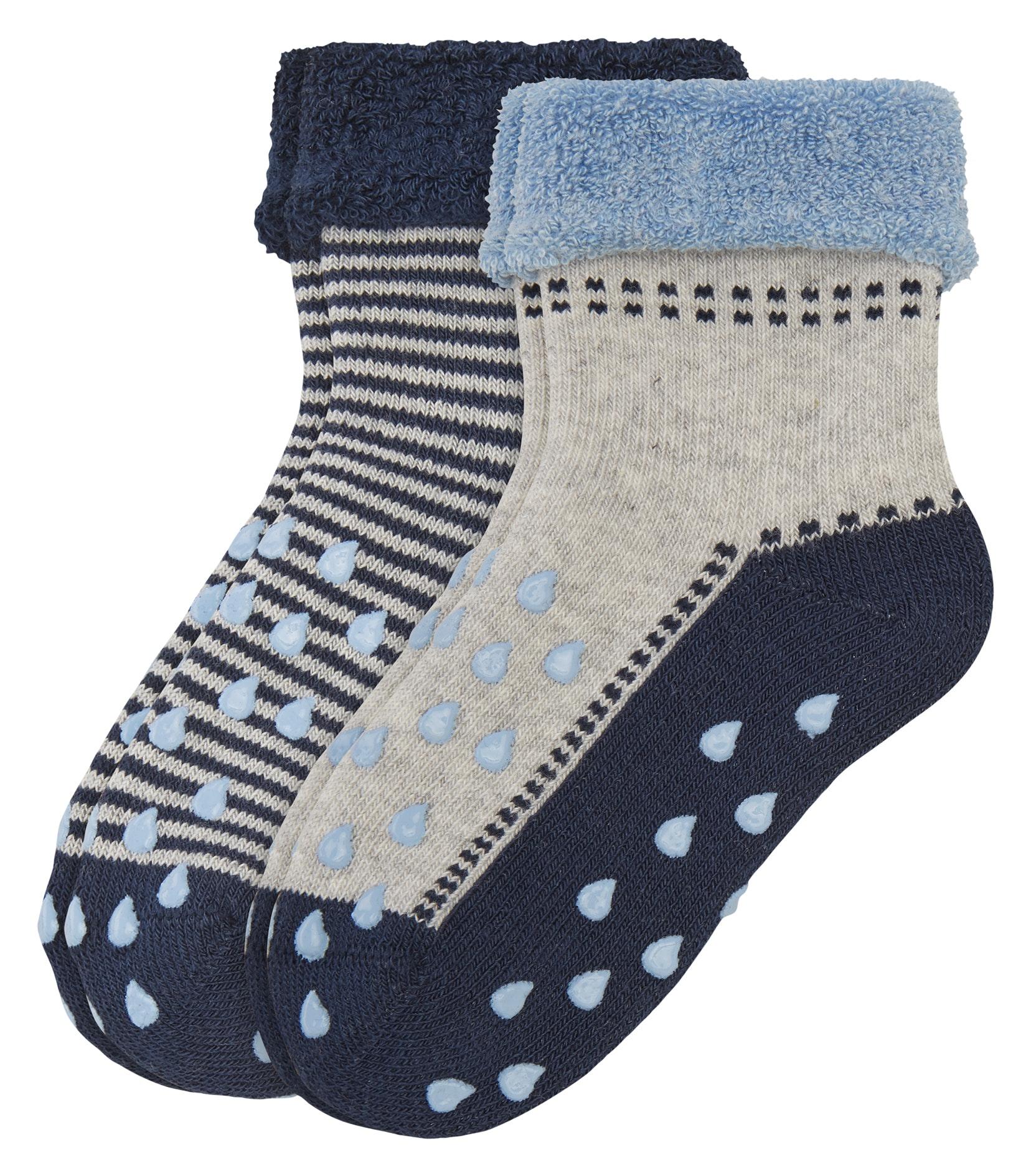 Baby Fashion Socks 2p