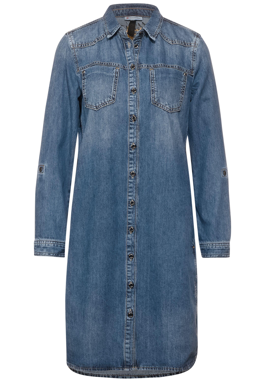 Denim Dress,blue