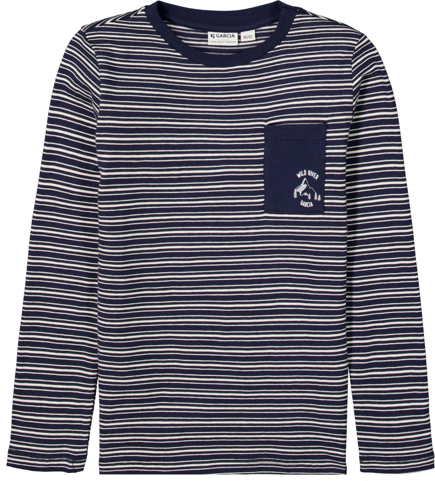 Garcia - Boys-T-Shirts l.sl.