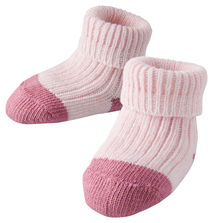 Baby Fashion Socks Herzbox 1p