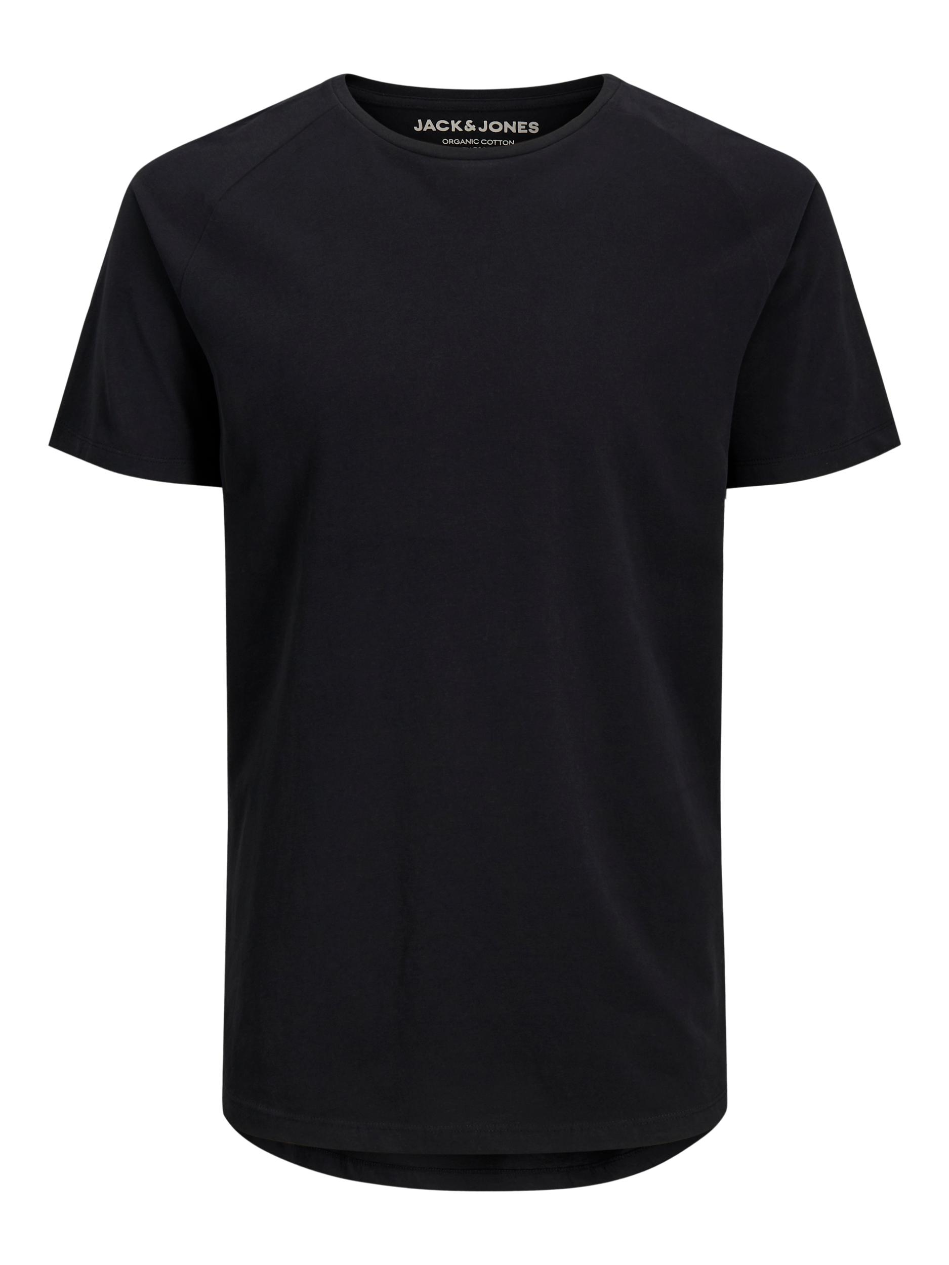 JJECURVED TEE SS O-NECK NOOS