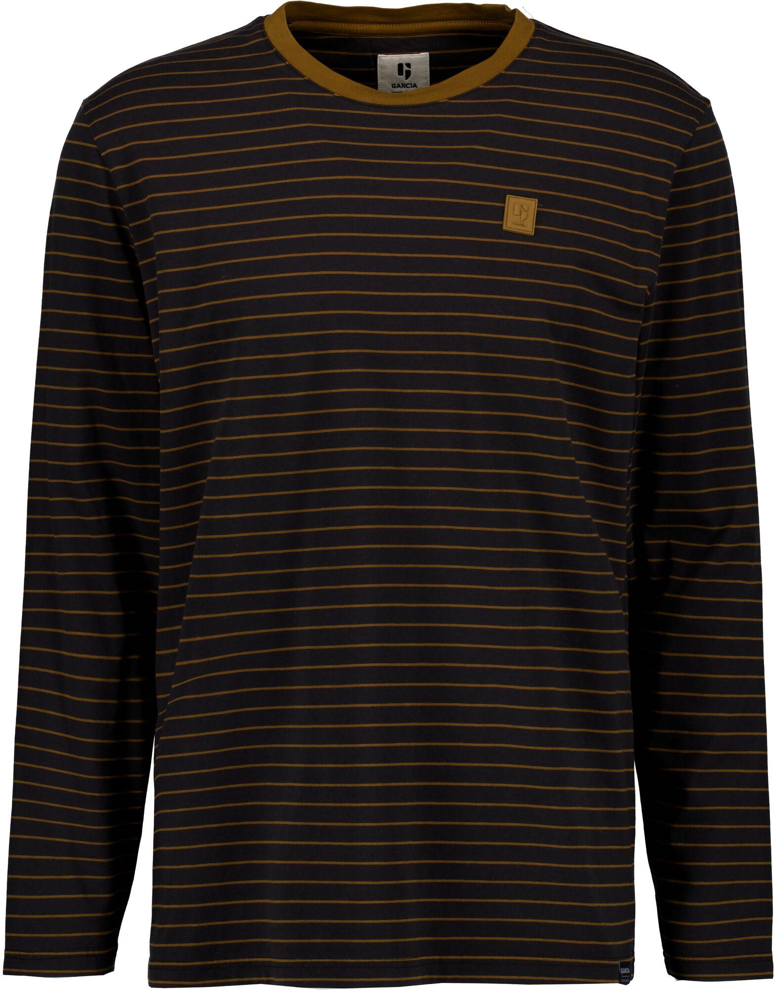 Garcia - Men-T-Shirts l.sl.