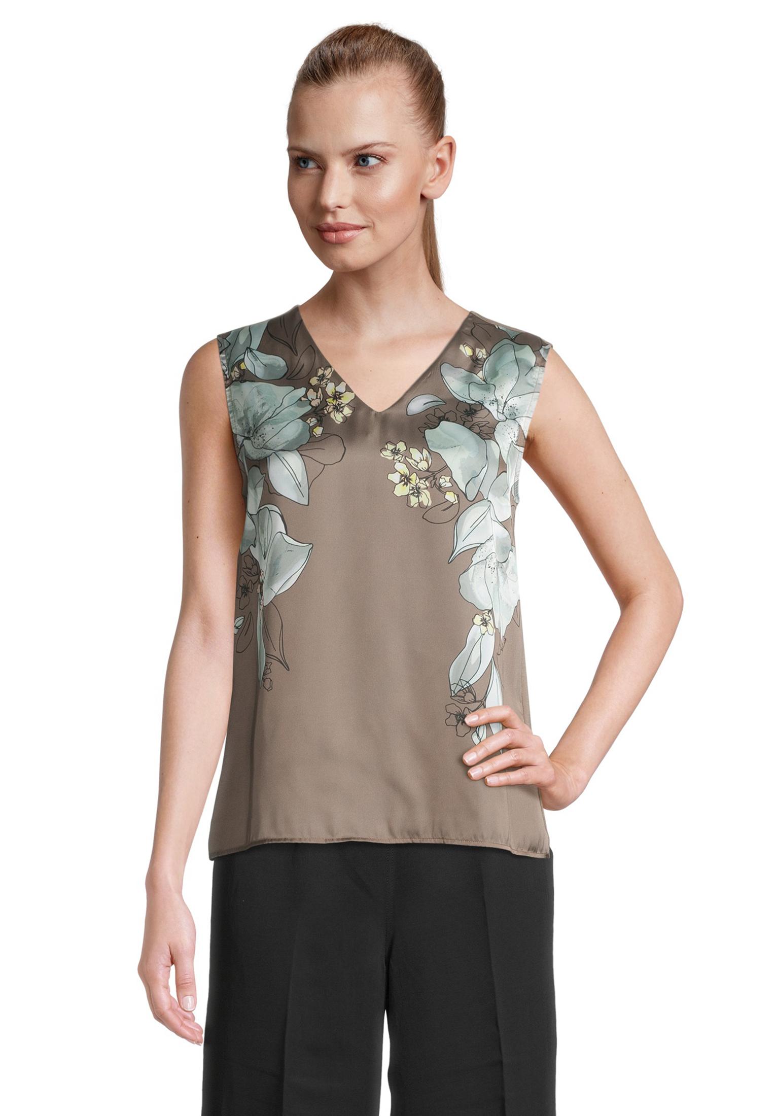 Shirt Kurz ohne Arm